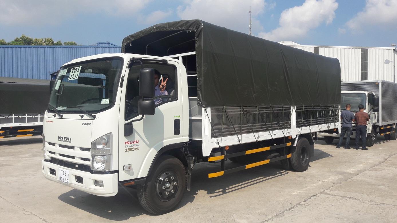 Tìm hiểu các loại thùng xe tải thông dụng cùng Phú Linh